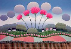 Ivan Rabuzin nasce il 27 marzo 1921 nel villaggio Kjuc, vicino A Novi Marof (Croazia) .E 'il sesto di undici figli, il cui padre lavora come... Ivan Rabuzin, Art Brut, Naive Art, Bo Bartlett, Outsider Art, Painting Inspiration, Andrew Wyeth, Collage Vintage, Les Oeuvres