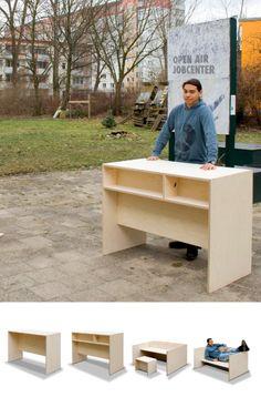 Hartz IV Möbel   Berlin DIY chair for 24€   DIY furniture