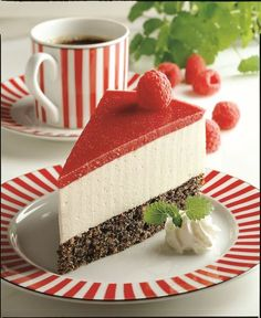 Poznáte rozdiel medzi želé a želatínou? Trifle, Plated Desserts, Food Plating, Food Inspiration, Cake Decorating, Sweet Tooth, Cheesecake, Good Food, Dessert Recipes