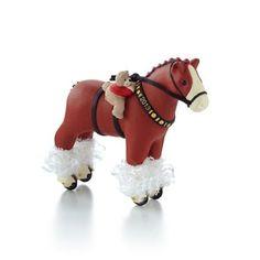 1 X A Pony For Christmas no.16 Series 2013 Hallmark Ornament -- Sensational bargains just a click away : Christmas Ornaments