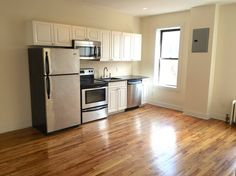 W 183rd Street & Magaw Place - THE APARTMENT (Actual Photos of the Apartment) -Stainless Steel Kitchen Appliances -Dining Room -Classic Kitchen Cabinets -Beautiful Hardwood Floors -Immense Windows - Lots of Natural Light! -Lots of Cabinets & Closet Storage