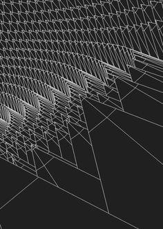 loop infinite pyramids colosseum GIF