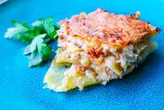 Kartoffelgratin Rezept - Gratin dauphinois   Thomas Sixt Food Blog Low Carb Pizza, Salmon Burgers, Lasagna, Quiche, Breakfast, Ethnic Recipes, Food, Vegetarian Lasagne, Food Food