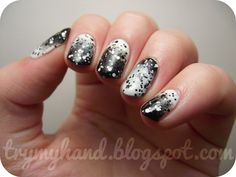 Try My Hand: Gradient Confetti