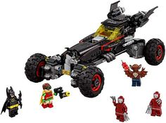 The LEGO Batman Movie The Batmobile (70905)