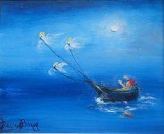David Boyd - Towards the Silvery Moon