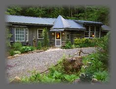 Cabins In NC Mountains | Mountain Cabin Vacation Rental - Luxury Mountain Cabins - Wayah Waters ...