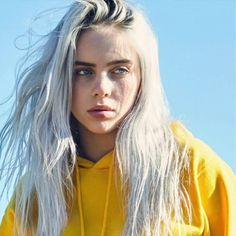 Billie eilish - bad guy (remix) by mallow records Billie Eilish, Wallpaper Sky, Pretty People, Beautiful People, Poses, Videos Instagram, Album Cover, Grunge Hair, My Idol