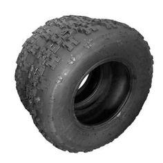 Four 4 GBC XC Master ATV Tires Set 2 Front 23x7-10 /& 2 Rear 22x11-10