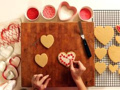 Valentine's Day Recipes | Easy Crafts and Homemade Decorating & Gift Ideas | HGTV