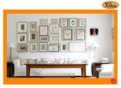 #MilwaukeeWindowInstallation White Living Room