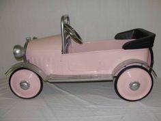Model A Contemporary Pedal Car