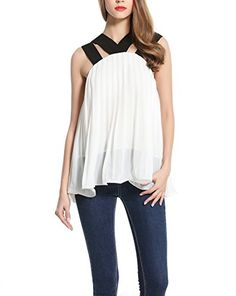 Fashion V-neck Cold Solid Sleeveless Off the Shoulder Top... https://www.amazon.com/dp/B0728891D8/ref=cm_sw_r_pi_dp_x_rl8jzb46E7ZSC