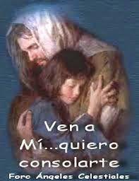 """VEN A MÍ, QUIERO CONSOLARTE"" DEVOCIONAL DIARIO:  http://reflexionesparavos.blogspot.com/2014/07/ven-mi-quiero-consolarte.html?spref=tw #reflexionesparavos"