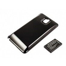 Batteria Alta Capacidad Galaxy Note 3 - 6.400 mAh con Cover Nera  € 24,99