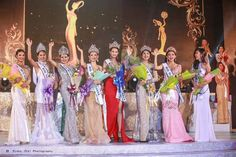 Nan Khine Shwe Wah Win crowned as Miss Earth Myanmar 2016