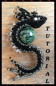 Wow! Free tuto on how to make this adorable dragon! Read the comments section for even more details.