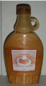 Homebaked Gingerbread Body Lotion. I had this same one up until about a year ago or so.