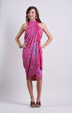 24bfaa00b0884 8 Best sarong images | Sarongs, Scarves, Afghans