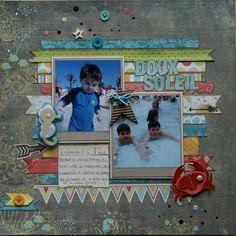 Doux+soleil-Sweet+sunshine - Echo Park - Paradise Beach Collection