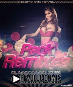 descarga Pack Remixes Vol.11 – Dj Smoking ~ Descargar pack remix de musica gratis | La Maleta DJ gratis online