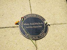 mary ann nichols by STPAULS7, via Flickr