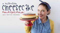 O Autêntico Cheesecake Americano