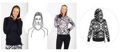 Sneak peek : histoire du hoodie Uppercut by Anima Athletica sur notre blog !