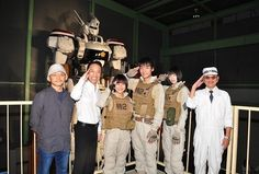 Live Action PATLABOR News: It's A Series And Also A Movie !