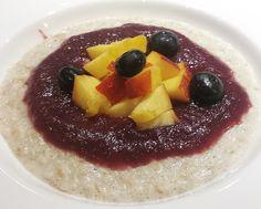 Schneller Porridge - mit Varianten, ein raffiniertes Rezept aus der Kategorie Mikrowelle. Bewertungen: 21. Durchschnitt: Ø 4,6.