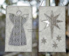 """Julepynt i siste liten""   Bente Malm (Norway)"