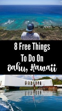 Your vacation to Hawaii doesn't have to break the bank! Check out 8 FREE things that you can do on Oahu, Hawaii | AGlobalStroll.com