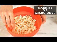 FAIRE DU POP CORN MAISON AU MICRO ONDE avec le Lékué Popcorn Maker Silicone Pliable - YouTube Marmite, Faire Du Pop Corn, Popcorn, Snack Recipes, Snacks, Micro Onde, Food, Home, Snack Mix Recipes