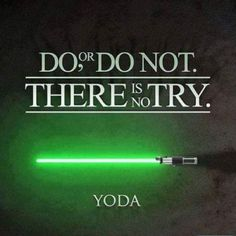 Star Wars: Yoda Quote                                                                                                                                                      More
