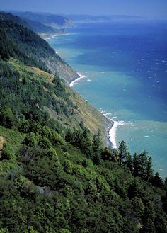 King Range National Conservation Area, the Lost Coast Trail, Humboldt, California California Love, California Coast, Northern California, Humboldt California, Humboldt County, Places To Travel, Places To Go, Arizona, Bae