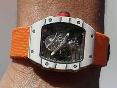 PHOTO: Rafael Nadal wearing $775,000 watch during French Open | theScore