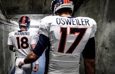 Peyton Manning /Brock Osweiler