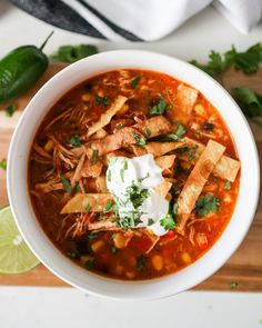 Easy Chicken Pot Pie, Chicken Tortilla Soup, Chicken Recipes, Lentils And Rice, Southwest Chicken, Strawberry Spinach, Fire Roasted Tomatoes, Zucchini Fries, White Chicken Chili