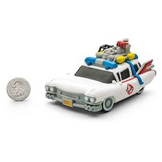 Ghostbusters Ecto-1 4 1/2-Inch Vinyl Vehicle: Titans Collection | ThinkGeek
