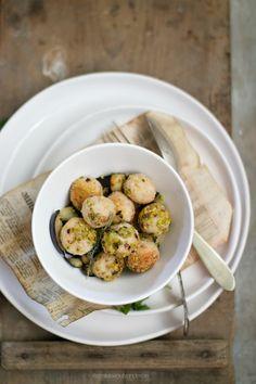 polpette con pollo e pistacchi2