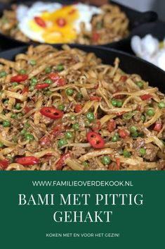 Tasty, Yummy Food, Caribbean Recipes, Indonesian Food, Food Inspiration, Catering, Spaghetti, Food And Drink, Rice