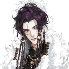 Fantasy, Beautiful and dreams Fantasy Male, Handsome Anime Guys, Hot Anime Boy, Wow Art, Manga Boy, Character Design Inspiration, Chinese Art, Fantasy Characters, Character Art