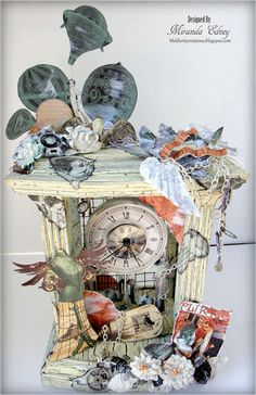 Searchwords: Steampunk Altered Clock