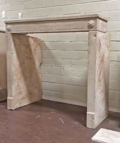 french limestone mantel - Google Search Entryway Tables, French, Google Search, Home Decor, Decoration Home, French People, Room Decor, French Language, France