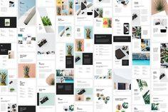 A4 Vertical Google Slides +30 Photos by PixaSquare on @creativemarket