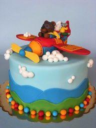 Such a cute little animal adventure cake