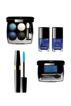 Blue Rhythm de Chanel Makeup Collection