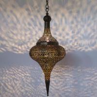 Orientalische Lampe Fatina  #OrientalischeLampe #Marokkanischelampe #Silberlampe #Casamoro #Marrakesch #Orient #Messinglampe #Orientallamp