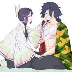 Anime Angel, Slayer Anime, Artist Names, Beautiful Couple, Anime Couples, Geek Stuff, Manga, Pictures, Anime Love Couple