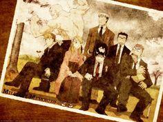 Hiromu Arakawa, BONES, Fullmetal Alchemist, Jean Havoc, Black Hayate Wallpaper